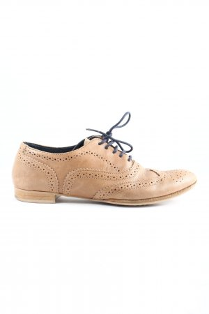 Marc O'Polo Chaussure Oxford rose chair style d'affaires