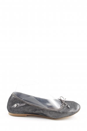 Marc O'Polo Peep Toe Ballerinas multicolored casual look