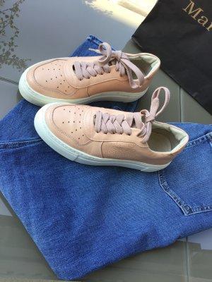 Marc o Polo Plateau  Sneaker  in apricotfarben Gr.36