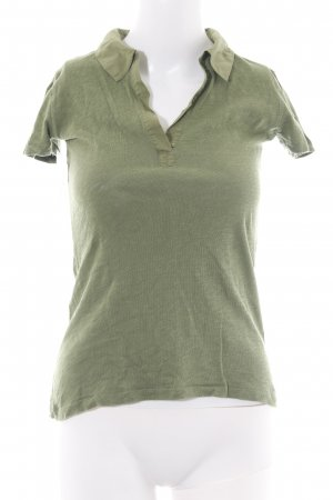 Marc O'Polo Polo-Shirt khaki Casual-Look