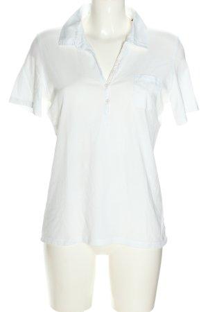 Marc O'Polo Koszulka polo biały W stylu casual