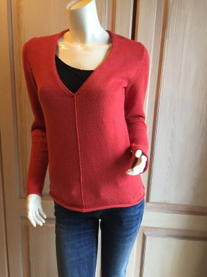 Marc O´Polo Pullover Baumwolle XS rot 34