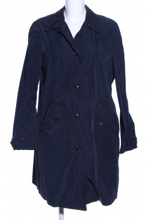 Marc O'Polo Heavy Raincoat blue casual look