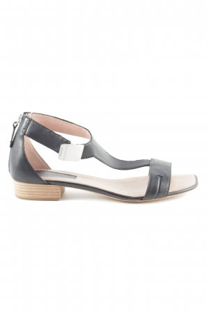 Marc O'Polo Strapped Sandals black casual look