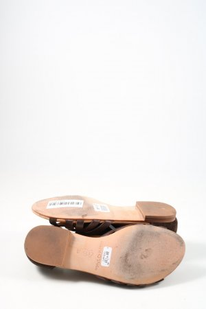 Marc O'Polo Roman Sandals brown casual look