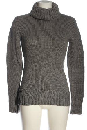 Marc O'Polo Turtleneck Sweater light grey casual look