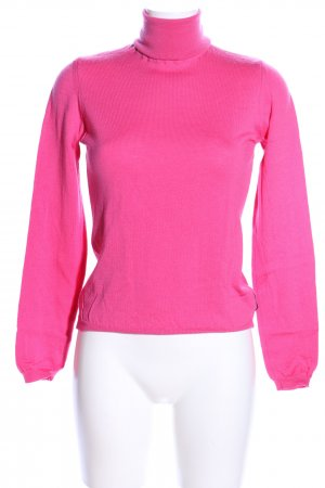 Marc O'Polo Rollkragenpullover pink Casual-Look