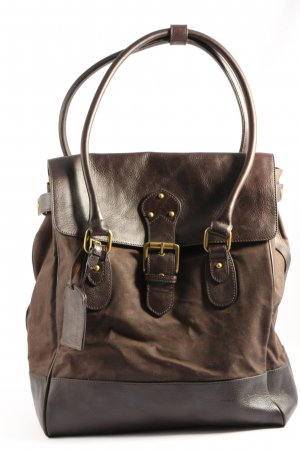 Marc O'Polo Satchel brown casual look