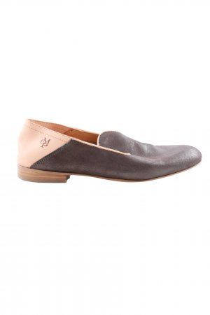 Marc O'Polo Scarpa slip-on marrone-color carne stile professionale