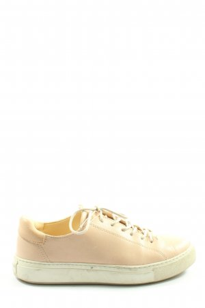Marc O'Polo Schnürsneaker creme Casual-Look