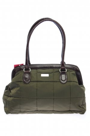 Marc O'Polo Schultertasche khaki Steppmuster Casual-Look