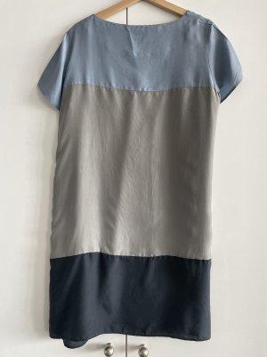 Marc O'Polo Vestido de manga corta multicolor Seda
