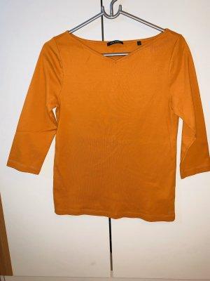 Marc O'Polo Camisa larga naranja-naranja oscuro