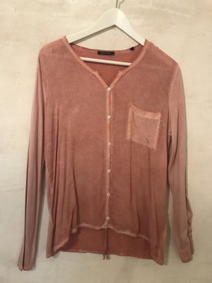 Marc O'Polo Blouse Shirt bright red-nude