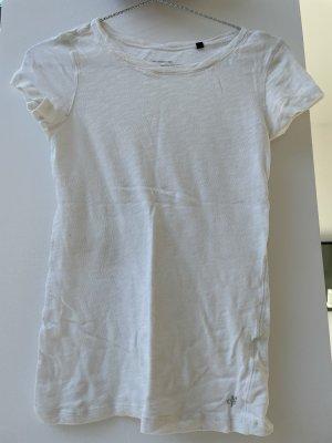 Marc O Polo Shirt weiß