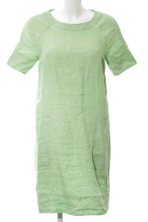 Marc O'Polo Vestido estilo camisa verde look casual