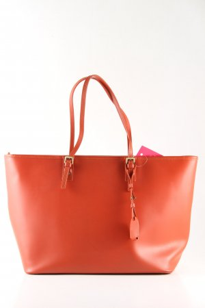 Marc O'Polo Shopper licht Oranje zakelijke stijl