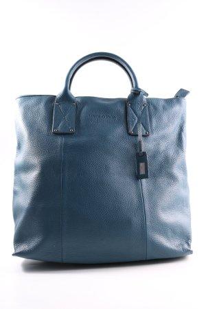 Marc O'Polo Shopper blauw zakelijke stijl