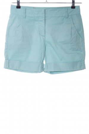 Marc O'Polo Shorts türkis Casual-Look