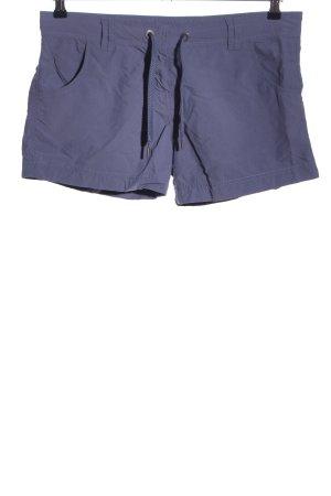 Marc O'Polo Shorts blau Casual-Look