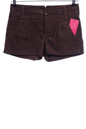 Marc O'Polo Shorts braun Casual-Look