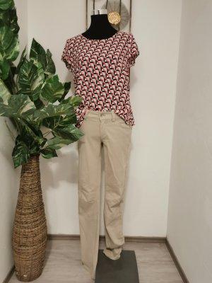 Marc O`Polo Skara Road Damen Soft Skinny Jeans beige W28 L32 wie NEU