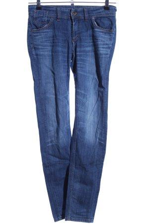 Marc O'Polo Skinny Jeans blau Casual-Look