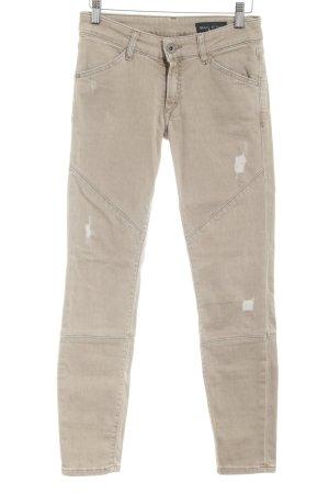 Marc O'Polo Skinny Jeans wollweiß Casual-Look