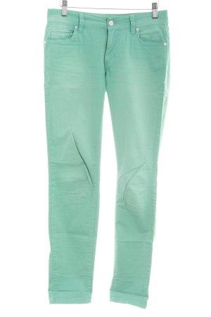 Marc O'Polo Skinny Jeans grün-hellgrün Casual-Look