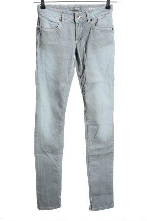 Marc O'Polo Skinny Jeans hellgrau Casual-Look