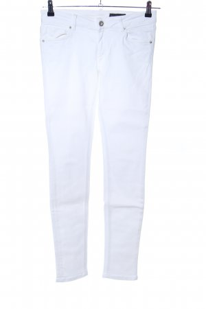 Marc O'Polo Skinny Jeans weiß Casual-Look