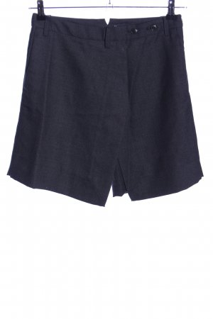 Marc O'Polo Skorts hellgrau meliert Business-Look