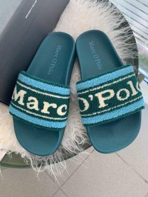 Marc O'Polo Slides Badeschlappen NEU 37