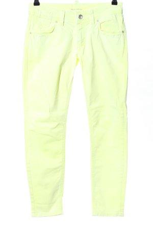 Marc O'Polo Slim Jeans grün Casual-Look
