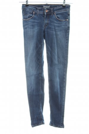 Marc O'Polo Slim jeans blauw casual uitstraling