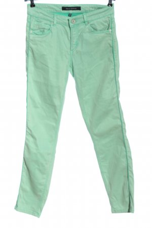 Marc O'Polo Slim Jeans turquoise casual look