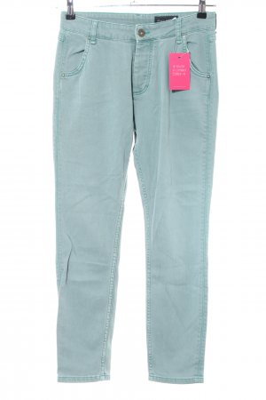 Marc O'Polo Slim Jeans türkis Casual-Look