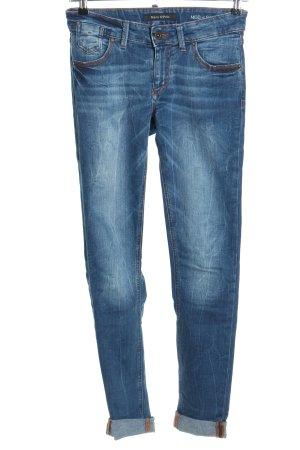 Marc O'Polo Jeans slim bleu style décontracté