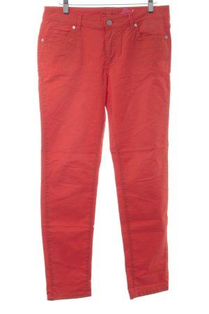 "Marc O'Polo Slim Jeans ""Alby Slim"" dunkelorange"
