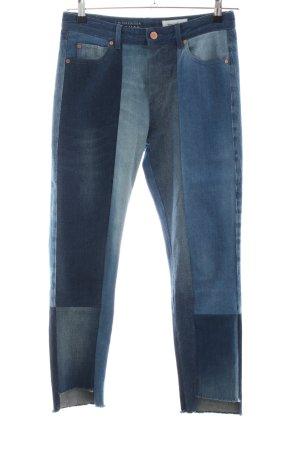 Marc O'Polo Slim Jeans blau Casual-Look