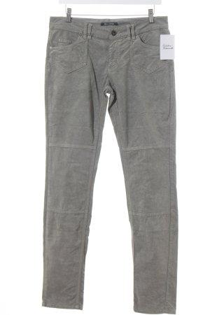 Marc O'Polo Slim Jeans graugrün Casual-Look