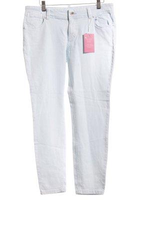 Marc O'Polo Slim Jeans graugrün Street-Fashion-Look