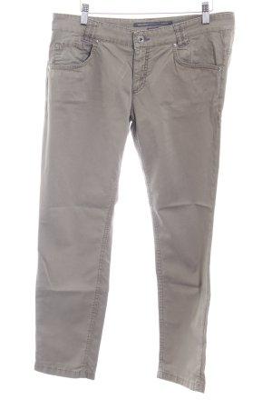 Marc O'Polo Slim Jeans grüngrau Casual-Look