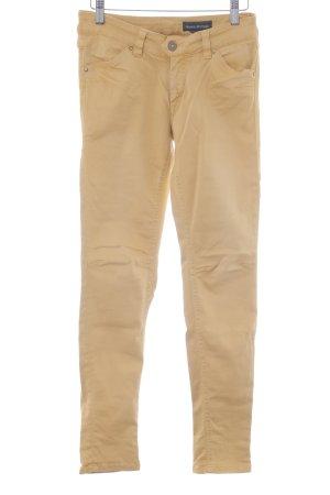Marc O'Polo Slim Jeans sandbraun Casual-Look