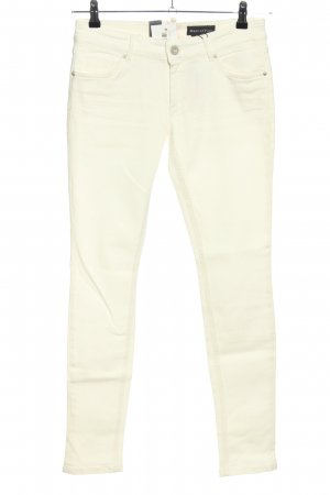 Marc O'Polo Slim Jeans weiß Casual-Look