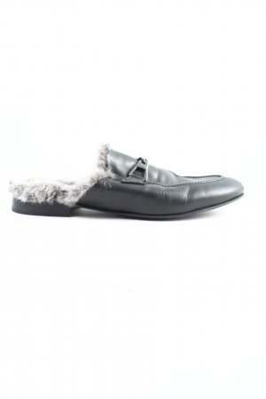 Marc O'Polo Slipper schwarz Casual-Look