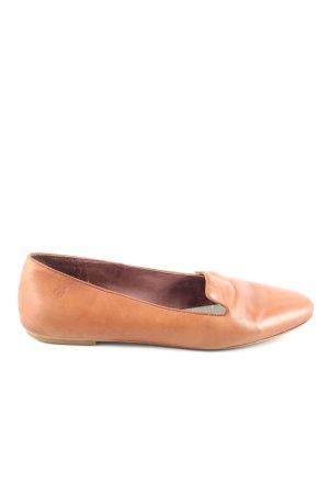Marc O'Polo Pantofola marrone stile casual