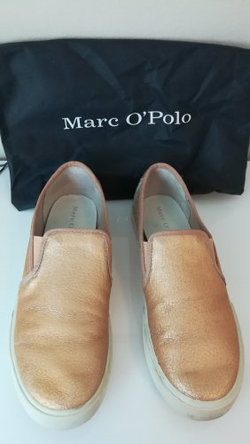 Marc O'Polo Slippers rose-gold-coloured-pink