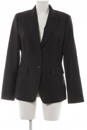Marc O'Polo Smoking-Blazer schwarz Business-Look