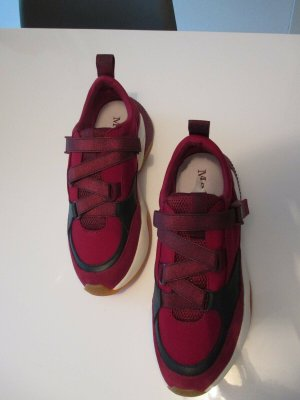 Marc O'Polo Hook-and-loop fastener Sneakers bordeaux-red